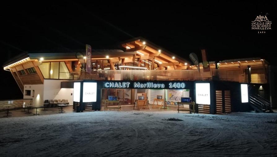 Après Ski, Natale e Capodanno allo Chalet Marilleva 1400