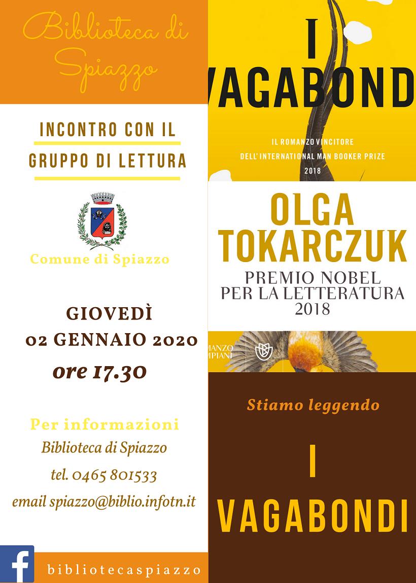 Spiazzo, 2 gennaio 2020 – Incontro con il gruppo di lettura