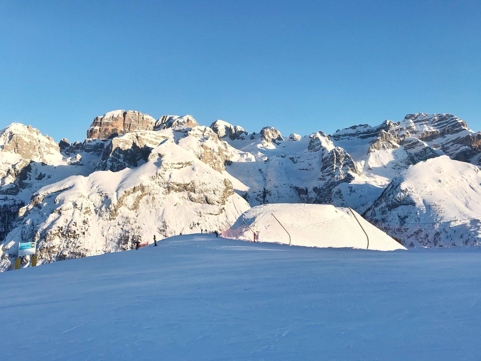 Più di 50.000 sciatori nella Skiarea Campiglio: ieri record storico!
