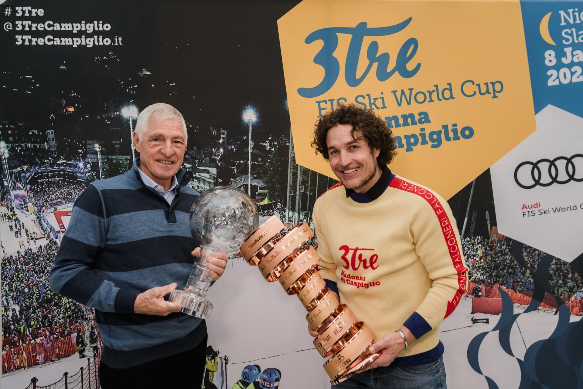 3Tre e Giro d'Italia intonano le quattro stagioni di Campiglio