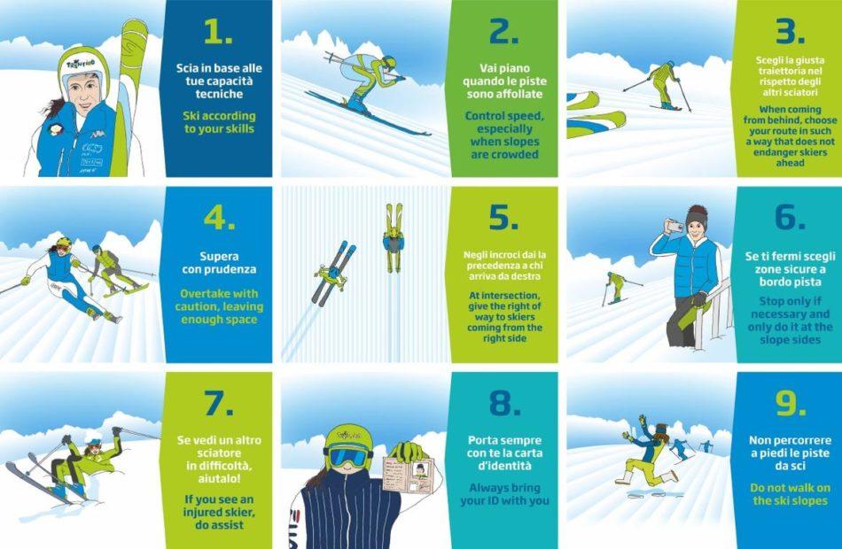 """Oltre 150 operatori delle ski area alpine a """"lezione"""" di sicurezza"""