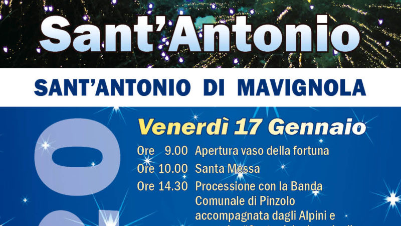 Festa del Patrono a Mavignola