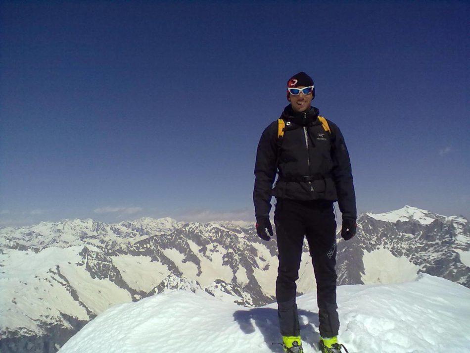 La neve alla Marcialonga viene prodotta dalla Snow4ever di Fabiano Maturi, ingegnere di Pinzolo