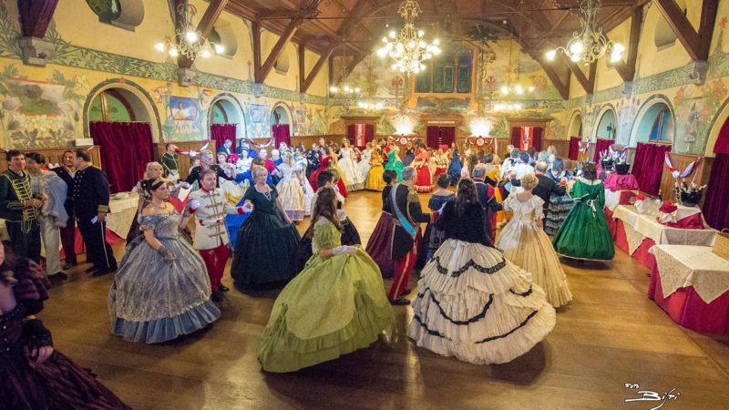 Annullamento del Gran Ballo dell'Imperatore, previsto per venerdì 28 febbraio presso il Salone Hofer a Madonna di Campiglio