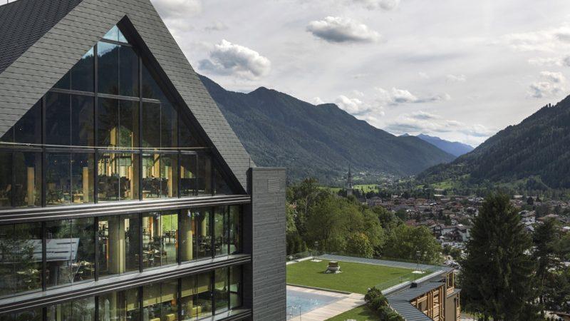 Lefay Resort & SPA Dolomiti è l'ultimo prestigioso ingresso nella famiglia degli alberghi certificati ClimaHotel