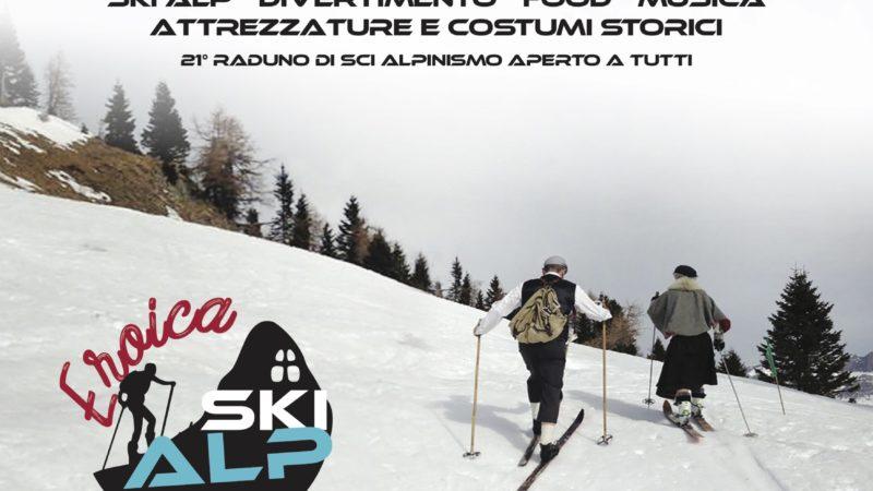 8 marzo 2020 – Eroica SkiAlp Nuova formula e percorso