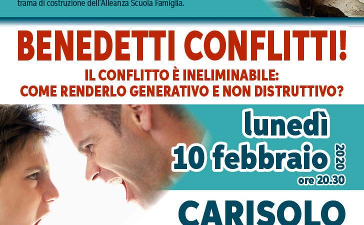 Progetto ALLEANZA SCUOLA FAMIGLIA ..e COMUNITA' – LUNEDI 10 FEBBRAIO 2020 ore 20.30 Carisolo