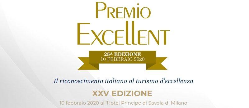 """Il 10 febbraio scorso, presso l'Hotel Principe di Savoia di Milano, Lefay Resorts è stato premiato con """"Excellent Premio 2020"""" promosso da Master & Meeting and Communication Agency"""