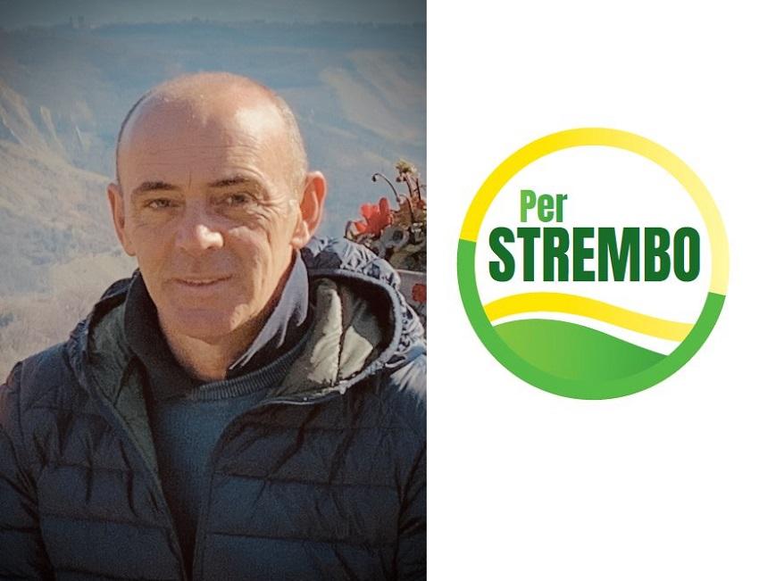 Elezioni Amministrative Strembo 3 maggio 2020 – 𝗣𝗥𝗘𝗦𝗘𝗡𝗧𝗔𝗭𝗜𝗢𝗡𝗘 𝗖𝗔𝗡𝗗𝗜𝗗𝗔𝗧𝗢 𝗦𝗜𝗡𝗗𝗔𝗖𝗢 Sandro Ducoli