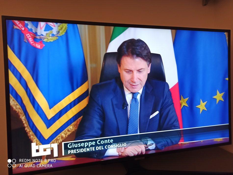Nuovo intervento restrittivo del Governo: in Italia chiude tutto tranne farmacie e alimentari