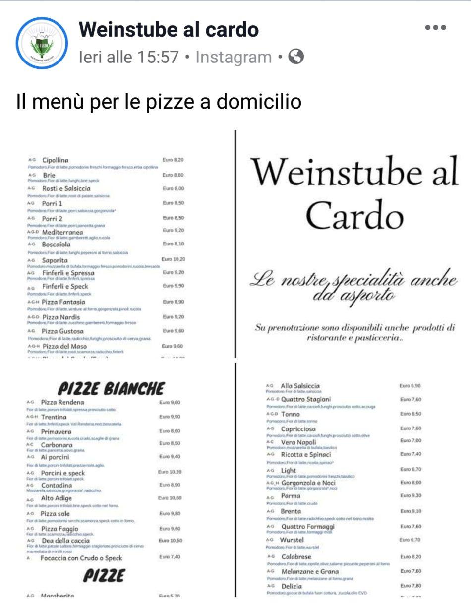 Weinstube al Cardo