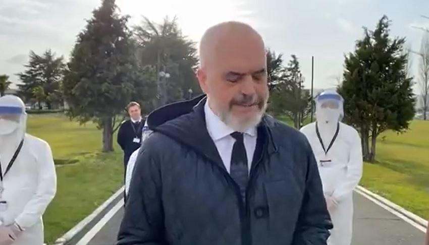 Grazie al Popolo albanese!