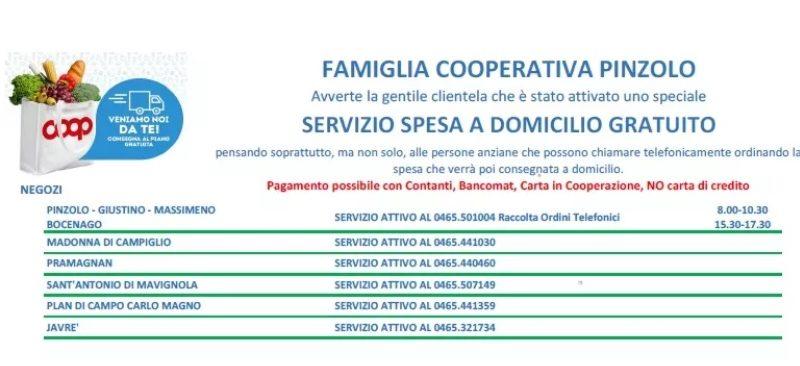 Al fine di gestire al meglio l'emergenza sanitaria da COVID-19 abbiamo deciso di modificare gli orari dei negozidi Pinzolo Verde&Blu e Campiglio Verde&Blu