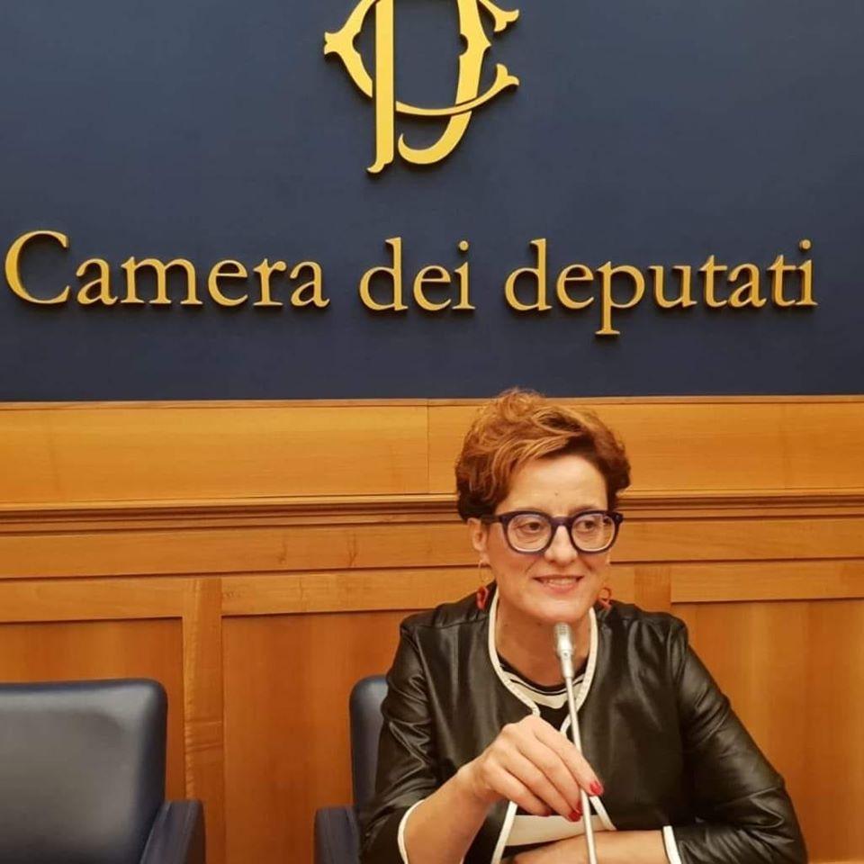 Deputato Manuela Rossini: ieri IN DIRETTA DA MONTECITORIO