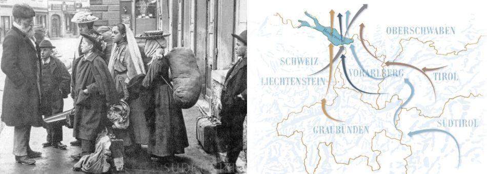 Ecco la storia degli Schwabenkinder, i bambini di Svevia