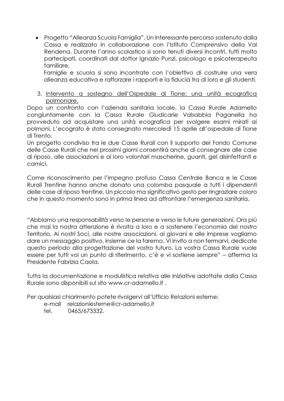 Cassa Rurale Adamello