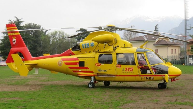 Cade mentre arrampica vicino a Madonna di Campiglio: intervento del soccorso con l'elicottero…
