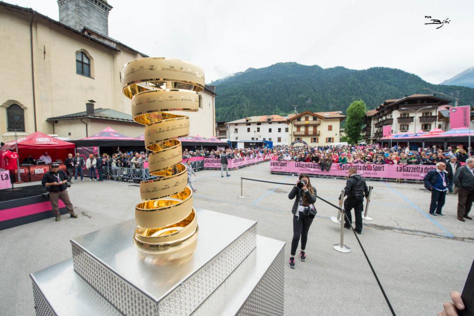 Il Giro d'Italia si corre a casa, in modalità virtuale. E Campiglio-Pinzolo rinnovano la disponibilità a essere sede di tappa nell'edizione autunnale 2020