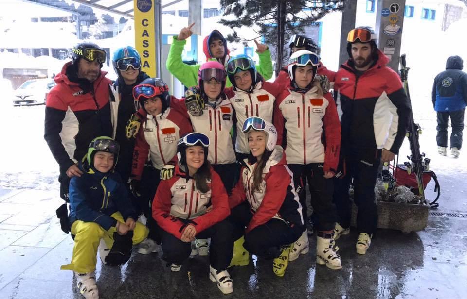 Ski Team Pinzolo