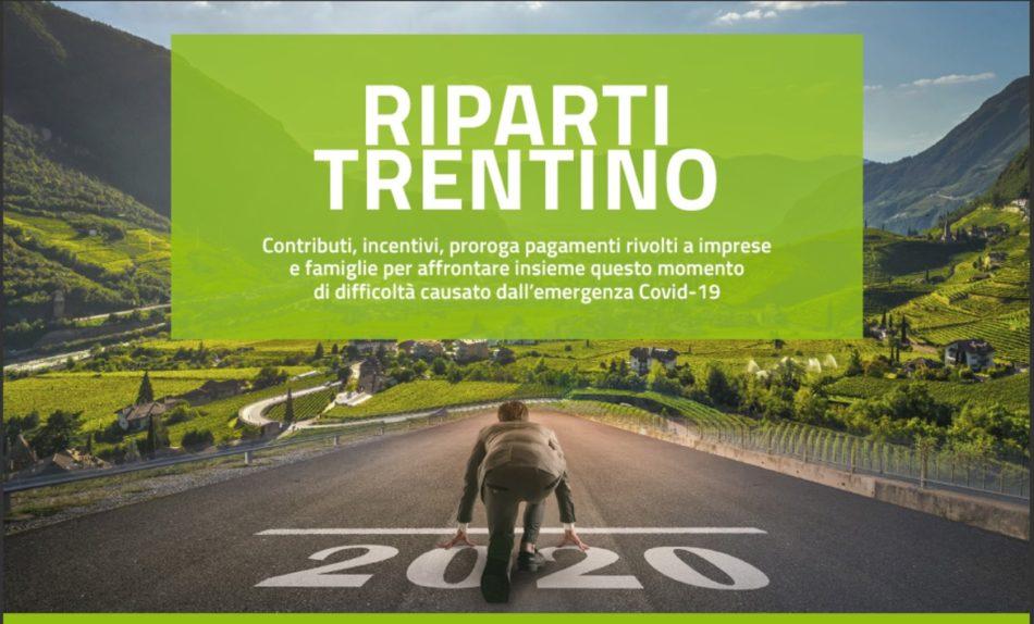 In Trentino News le azioni per ripartire