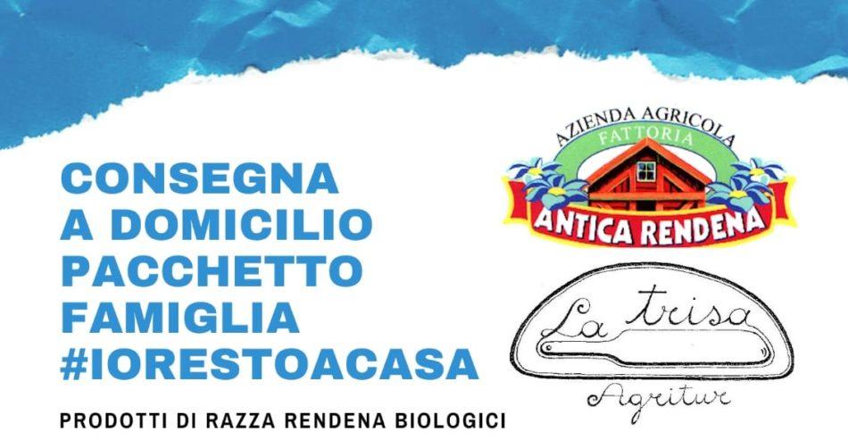Azienda agricola Antica Rendena – Consegna a domicilio Pacchetto Famiglia #iorestoacasa