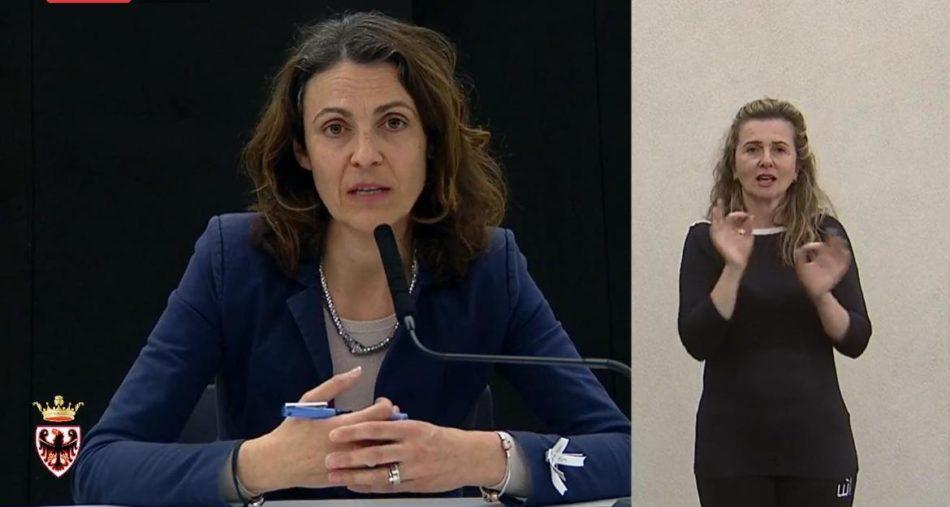 Ancora numeri importanti per il Trentino: 7 decessi e 93 nuovi contagi