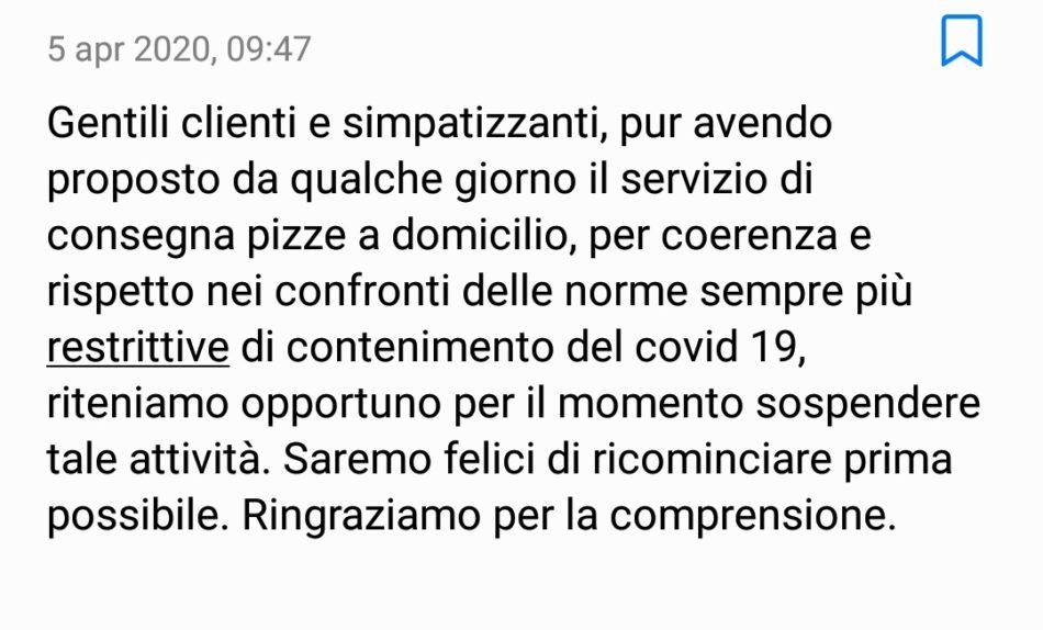 Pizzeria Al Cardo