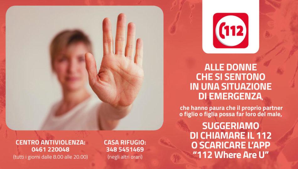 Rafforzata la campagna contro la violenza sulle donne