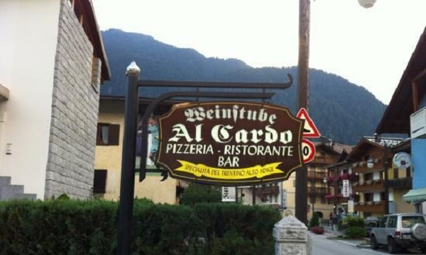 Pizzeria al Cardo: sospensione della consegna di pizze a domicilio