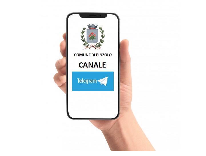 L'Amministrazione comunale ha attivato il canale ufficiale Telegram del Comune di Pinzolo.