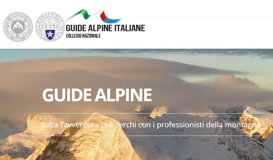 Collegio Nazionale Guide Alpine Italiane – Incidente del 6 aprile 2020 a Madonna di Campiglio
