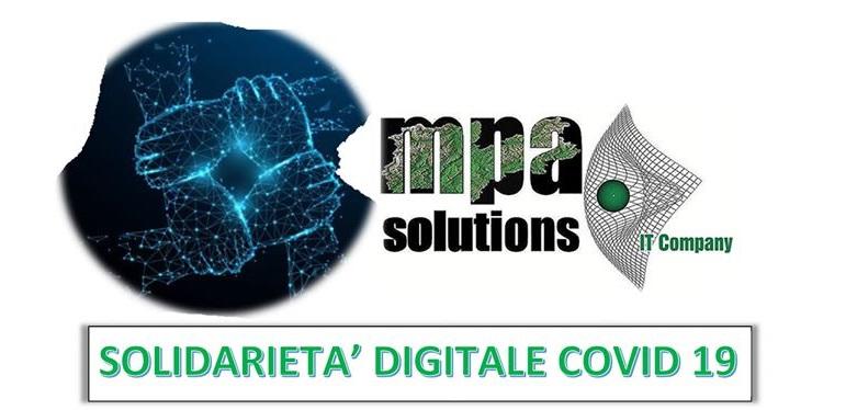 Si comunica che il nostro amministratore di sistema MPA Solutions offre supporto tecnico gratuito a distanza per chi ha problemi con i vari dispositivi informatici