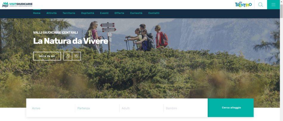 """La nuova veste """"mobile"""" del Consorzio per il Turismo Giudicarie Centrali"""
