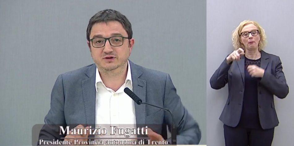 Aggiornamento coronavirus Trentino 18.05.2020: altre 24ore senza decessi in Provincia di Trento