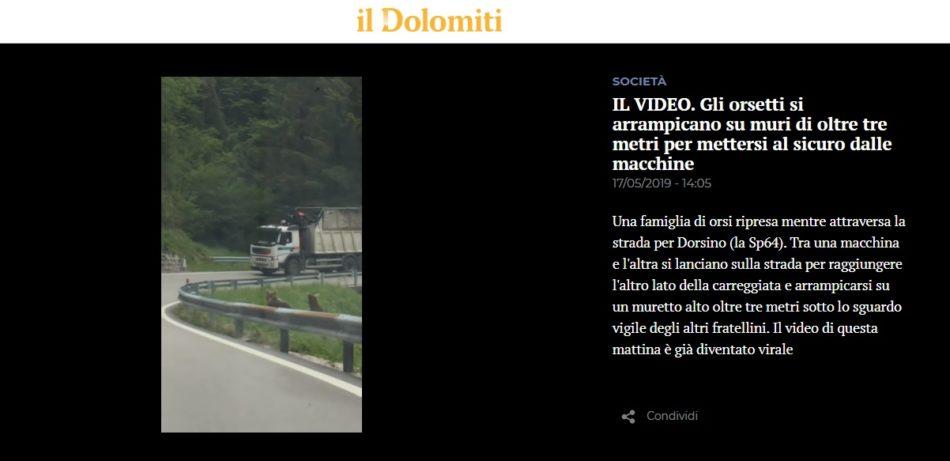 IlDolomiti - 17 maggio 2019