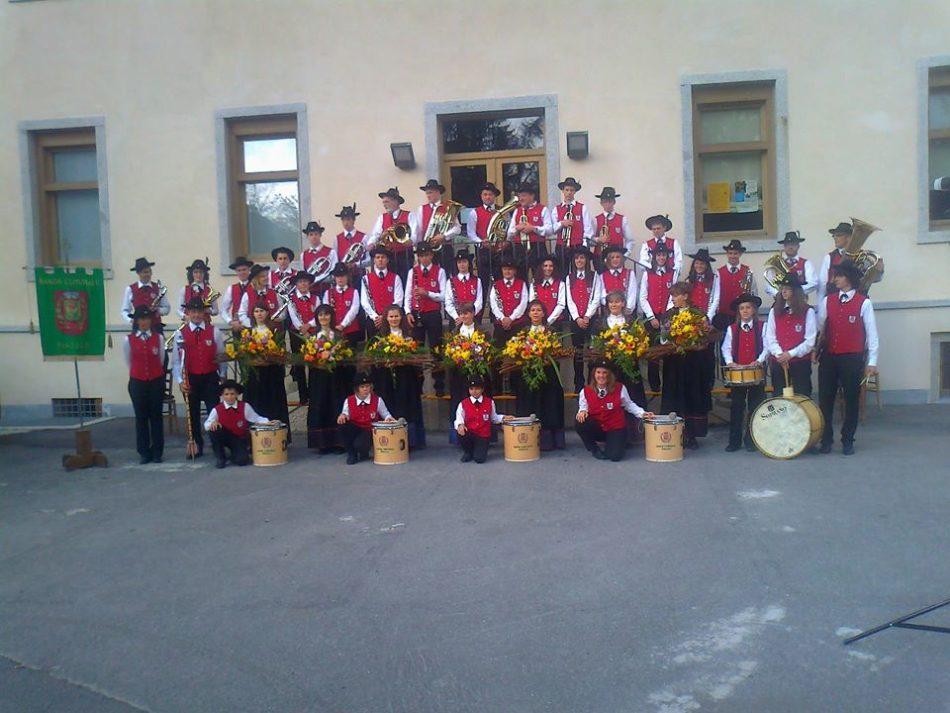 """Banda Comunale di Pinzolo – Ecco il nostro primo """"Smart Concert"""" per festeggiare il 150° !"""