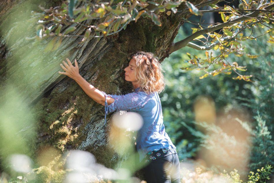 Abbraccio agli alberi Carisolo F.Modica