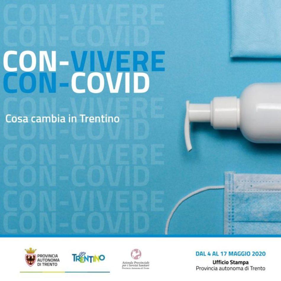 Convivere con il Covid-19: da lunedì 4 maggio in vigore la nuova ordinanza