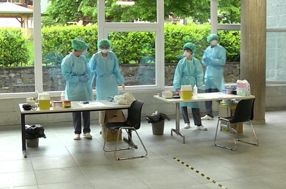 Covid-19, a Pieve di Bono il 79% della popolazione ha aderito al test sierologico