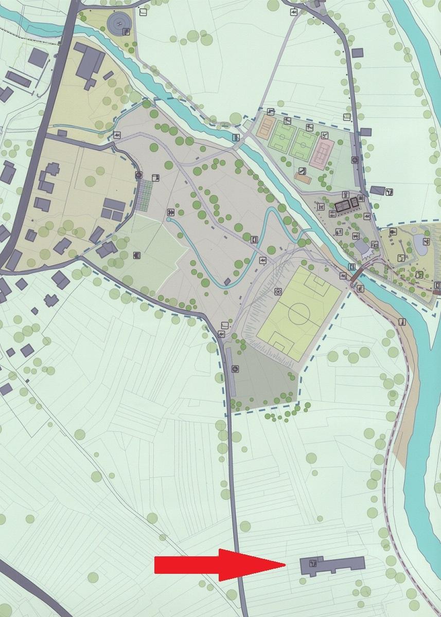 Studio fattibilità area a verde attrezzato