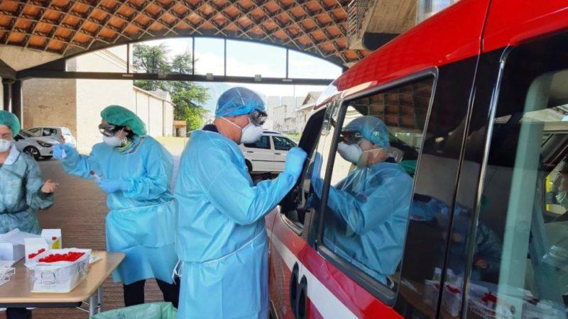 Coronavirus: due casi su 1094 tamponi e nessun decesso nelle ultime 24 ore