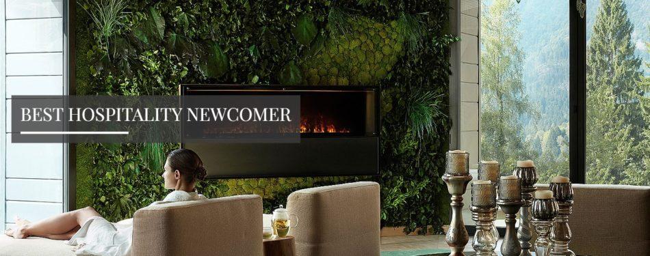 """""""Best Hospitality Newcomer"""" al Lefay Resort & SPA Dolomiti"""