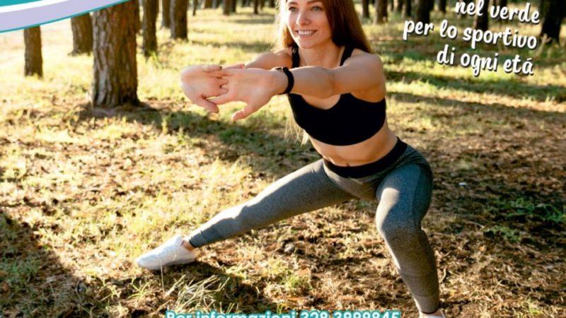 Ginnastica, risveglio muscolare, yoga e tanto altro in Pineta