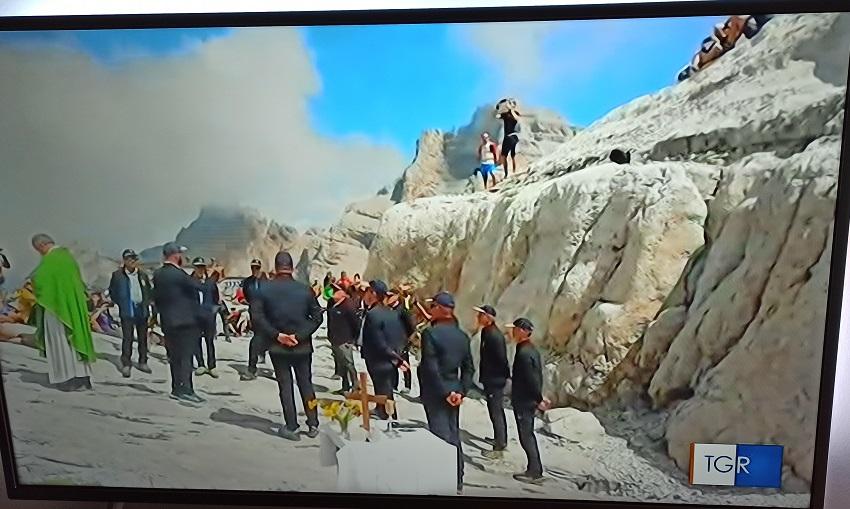 Al Dodici Apostoli la tradizionale cerimonia di commemorazione dei caduti della montagna