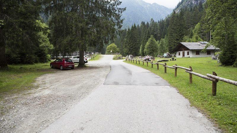 Accesso al Parco Naturale Adamello Brenta: sul sito web tutte le informazioni per turisti e residenti