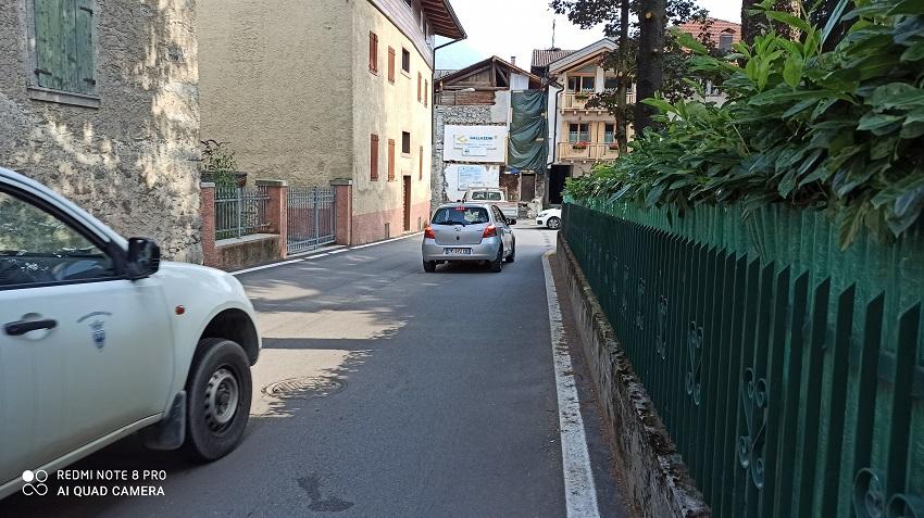Fino a settembre la zona a traffico limitato nel centro di Pinzolo