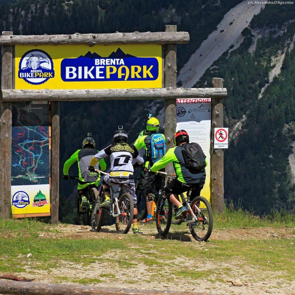 Inizia la stagione estiva del downhill nella SkiArea Campiglio