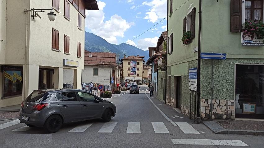 Ordinanza traffico nelle vie e piazze di Pinzolo in occasione della deviazione della SS. 239 di Campiglio