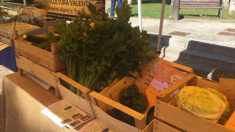 A Tione di Trento cibo sano e di qualità…… a Km 0!