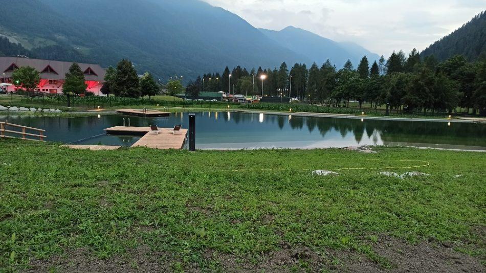 Avviso per la concessione in uso del Biolago e delle strutture accessorie per la stagione estiva 2020
